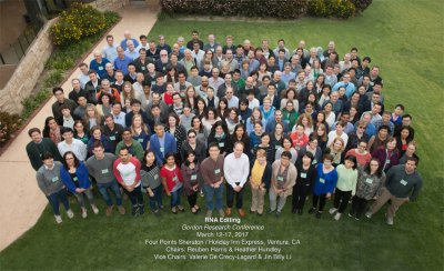 Gordon Research Conferences – 2017 Meeting - RNA editing